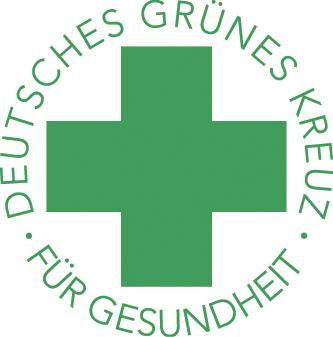 Deutsches Grünes Kreuz-Logo